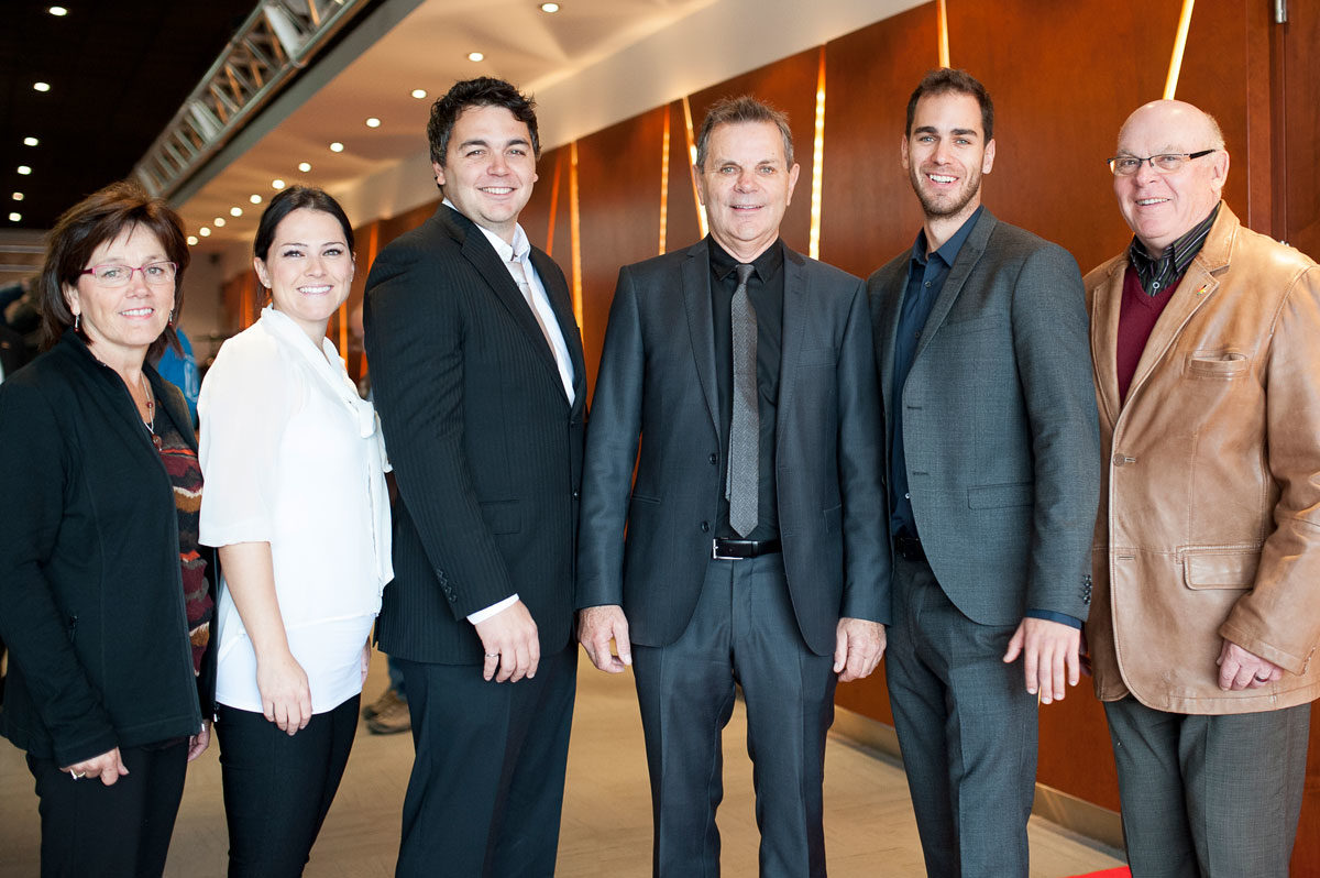 L. Fournier et Fils inc. will support two Foundations