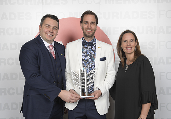 L. Fournier & Fils Wins Business of the year in the category Contribution to the Regional and Economic Development at the 39th Mercuriades Competition